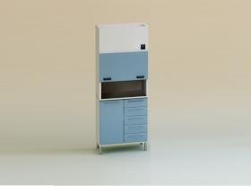 M – 105/A Abzugskabine für Laborräume