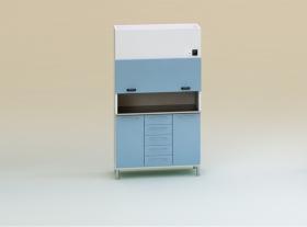 M – 105/B Abzugskabine für Laborräume